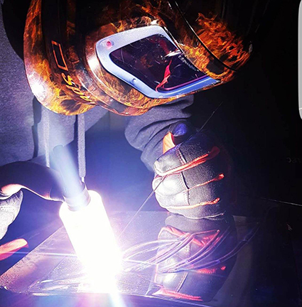 Welding challenge highlights new trade skills app