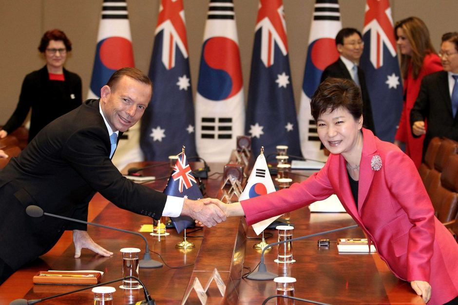 Korean Free Trade Deal Risks Australian Jobs Australian