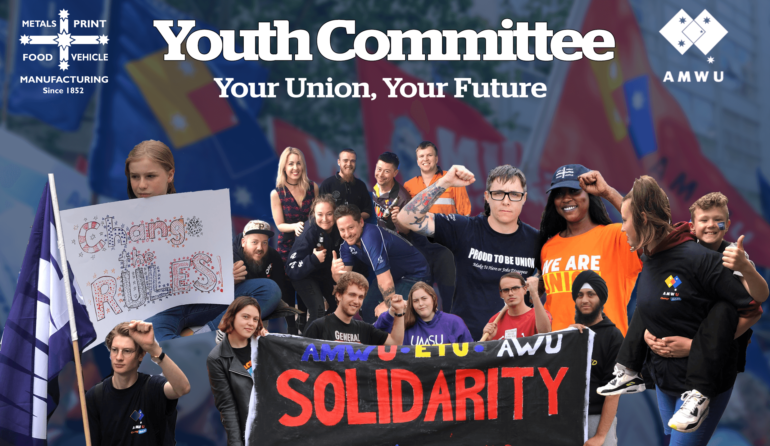 Youth Committee Sign Up