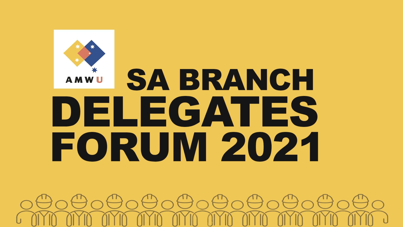 Delegates' Forum