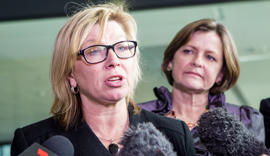 ACTU Congress: Rosie Batty backs domestic violence leave