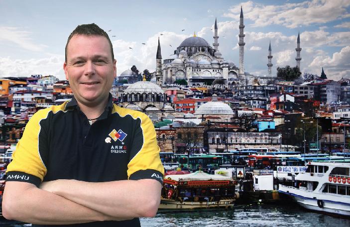 My Istanbul eye-opener