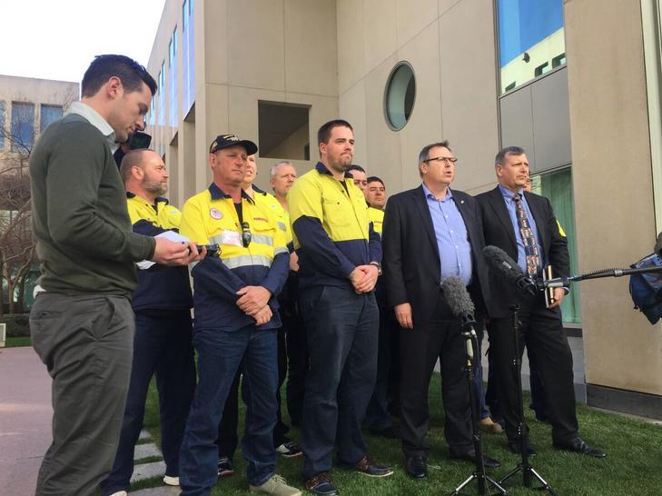 Abbott promises won't save today's shipbuilding jobs