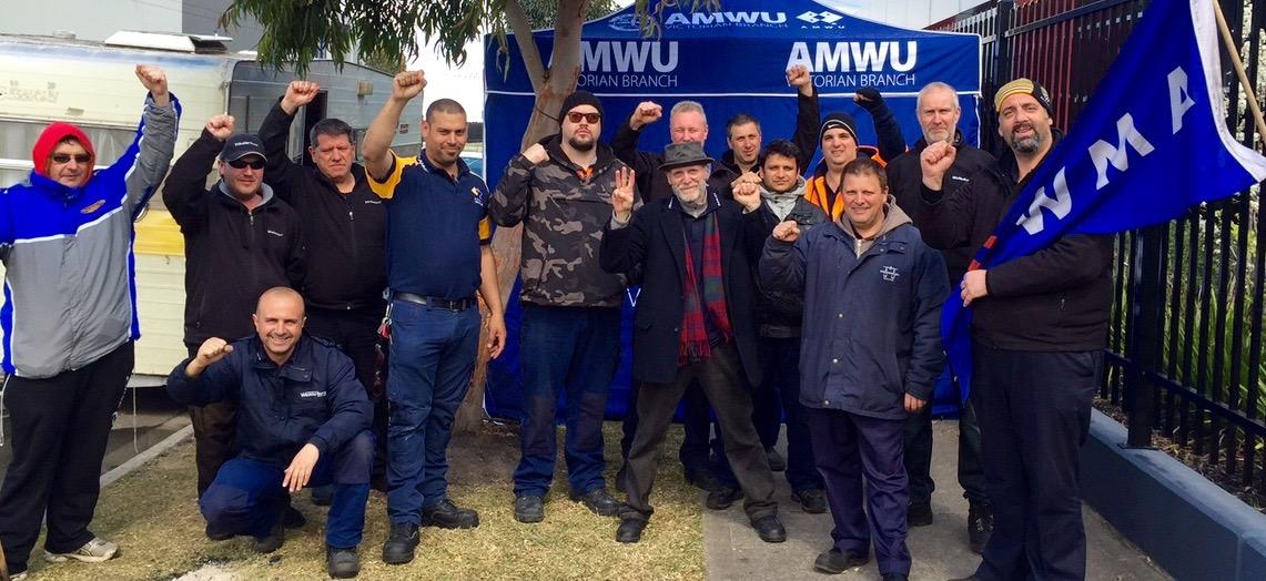 Workers win at Wedderburn