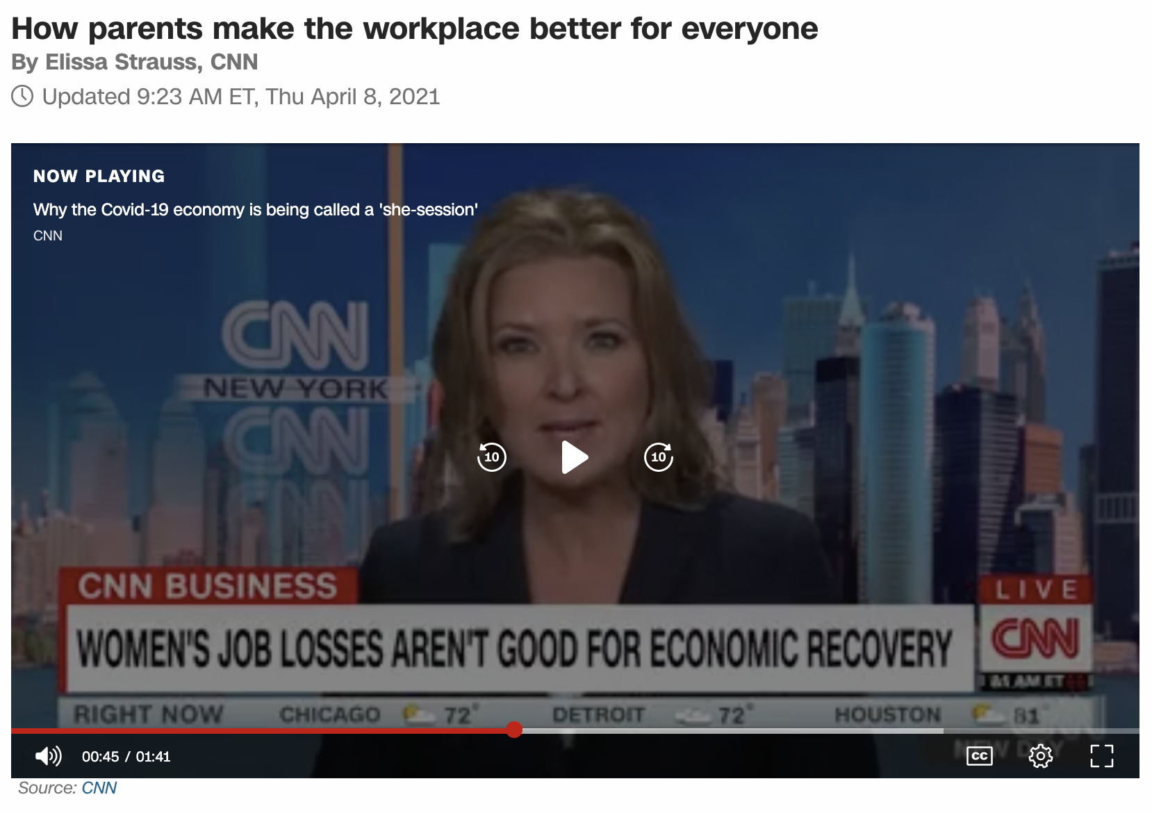 CNN story