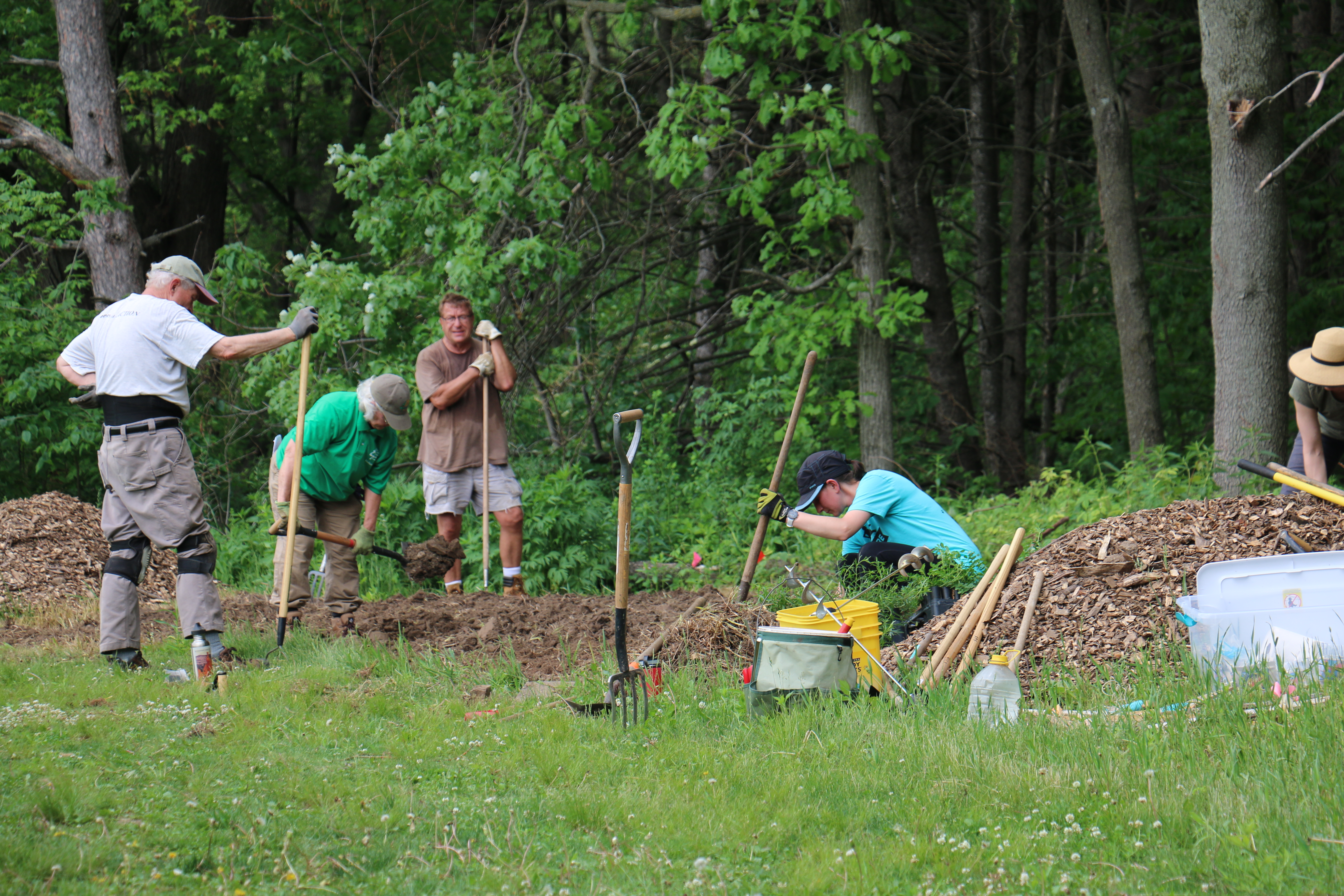 May 23, 2021 Native Plant Event