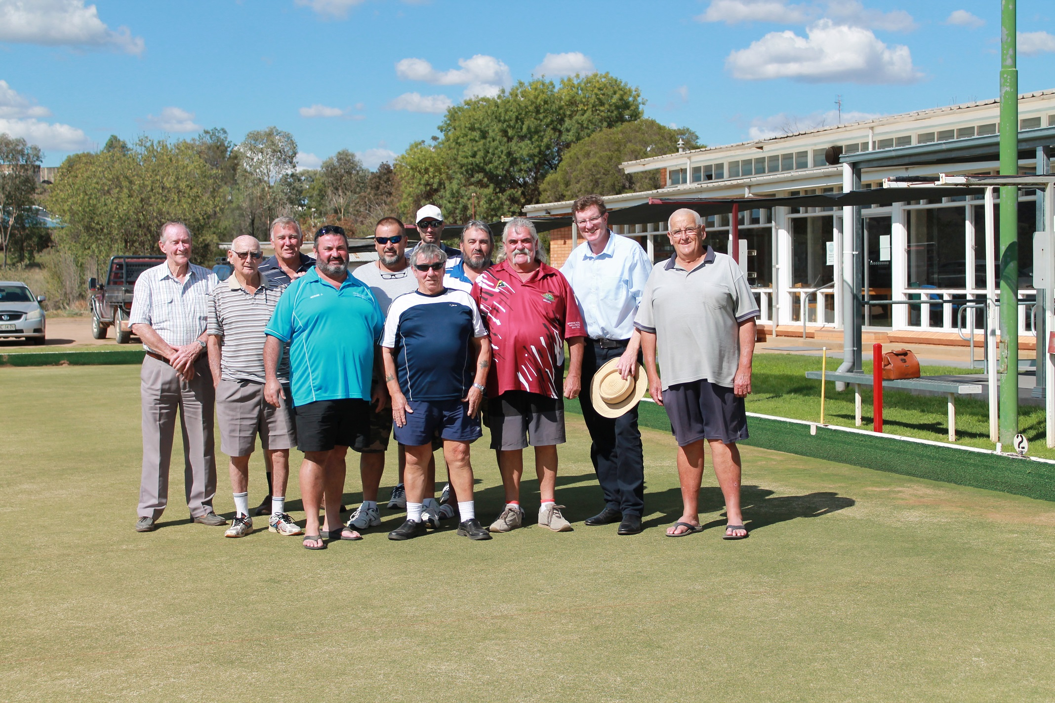 WELLINGTON BOWLING CLUB STRIKES $31,500 IN FEDERAL FUNDING