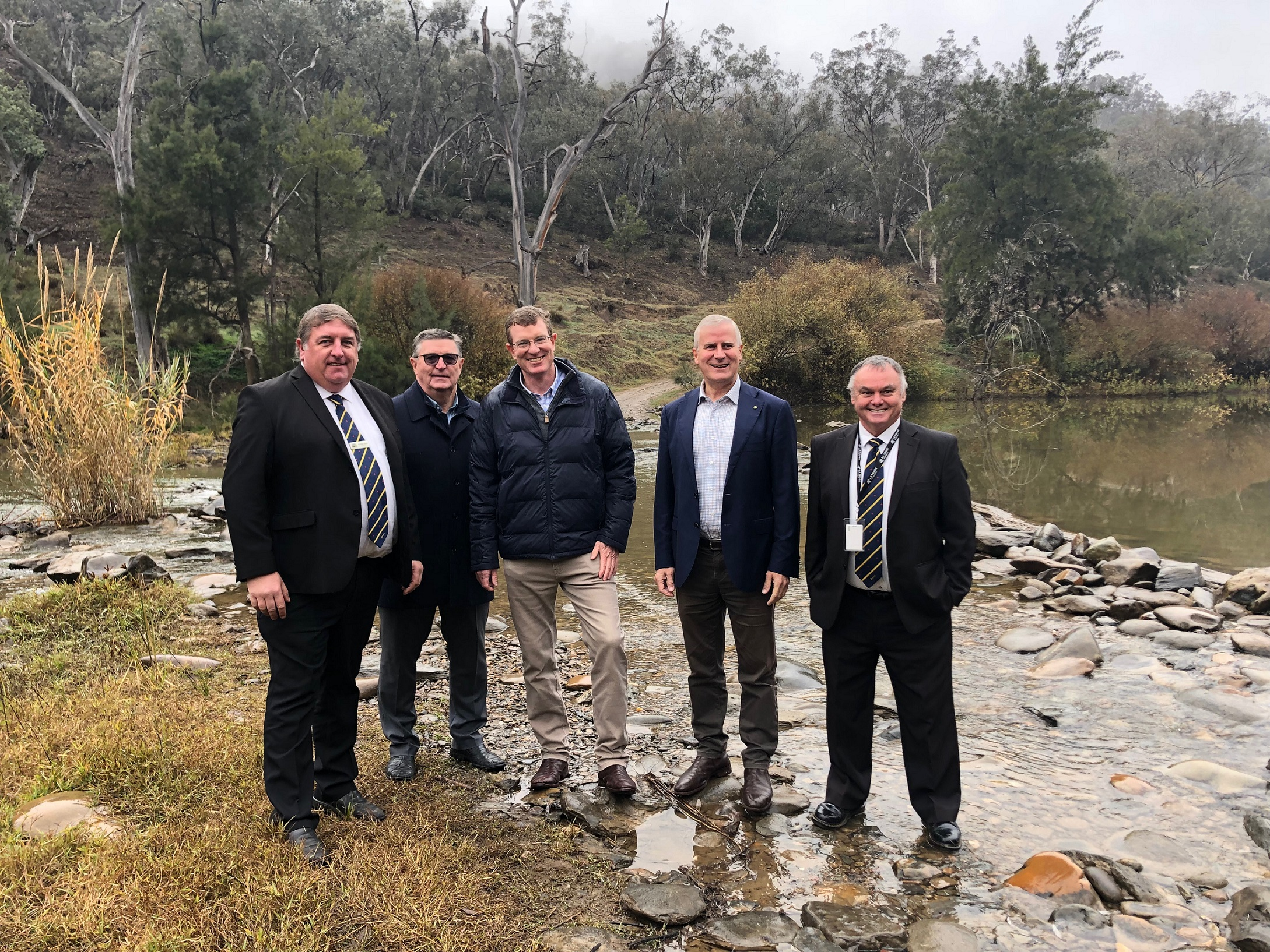 $4 MILLION IN ADDITIONAL FUNDING FOR DIXONS LONG POINT