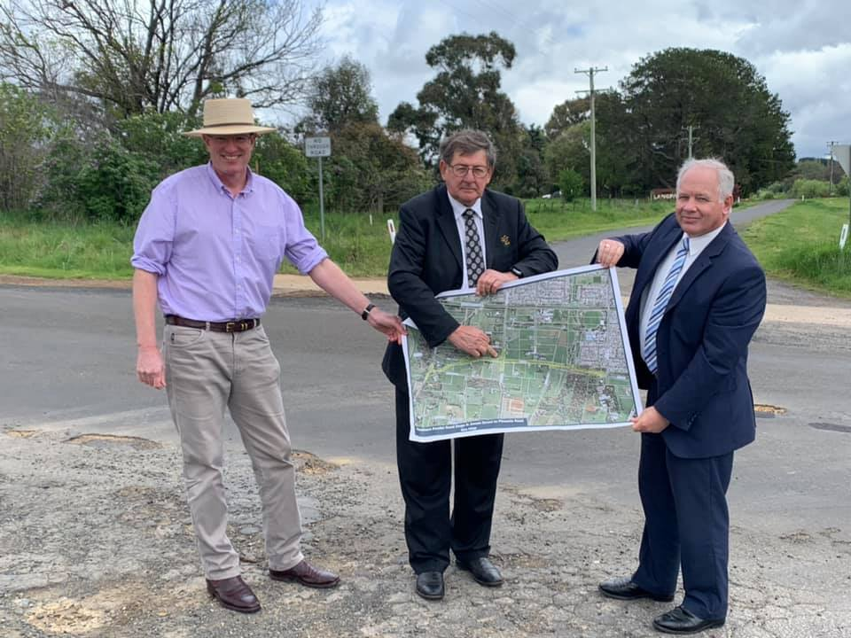 Another $2 million from the Australian Government for the Southern Feeder Road Project