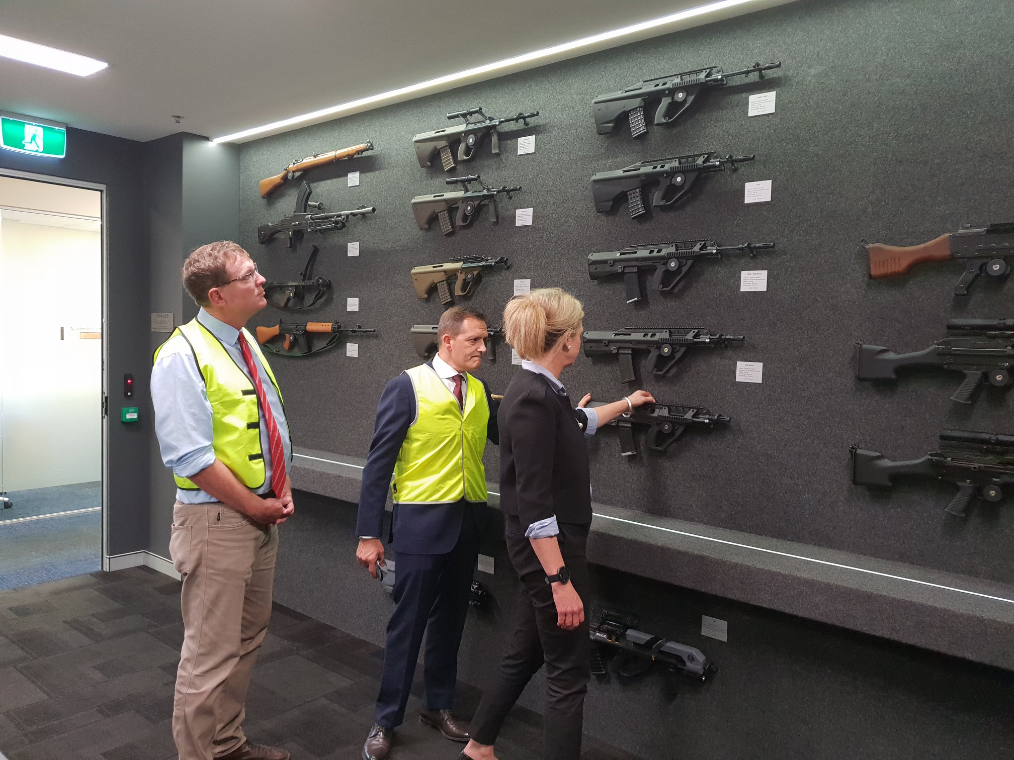 Small arms manufacturing in Lithgow delivers more jobs