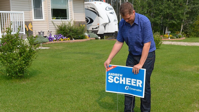 Pre-Order A Lawn Sign