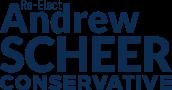 Re-Elect Andrew Scheer in Regina-Qu'Appelle
