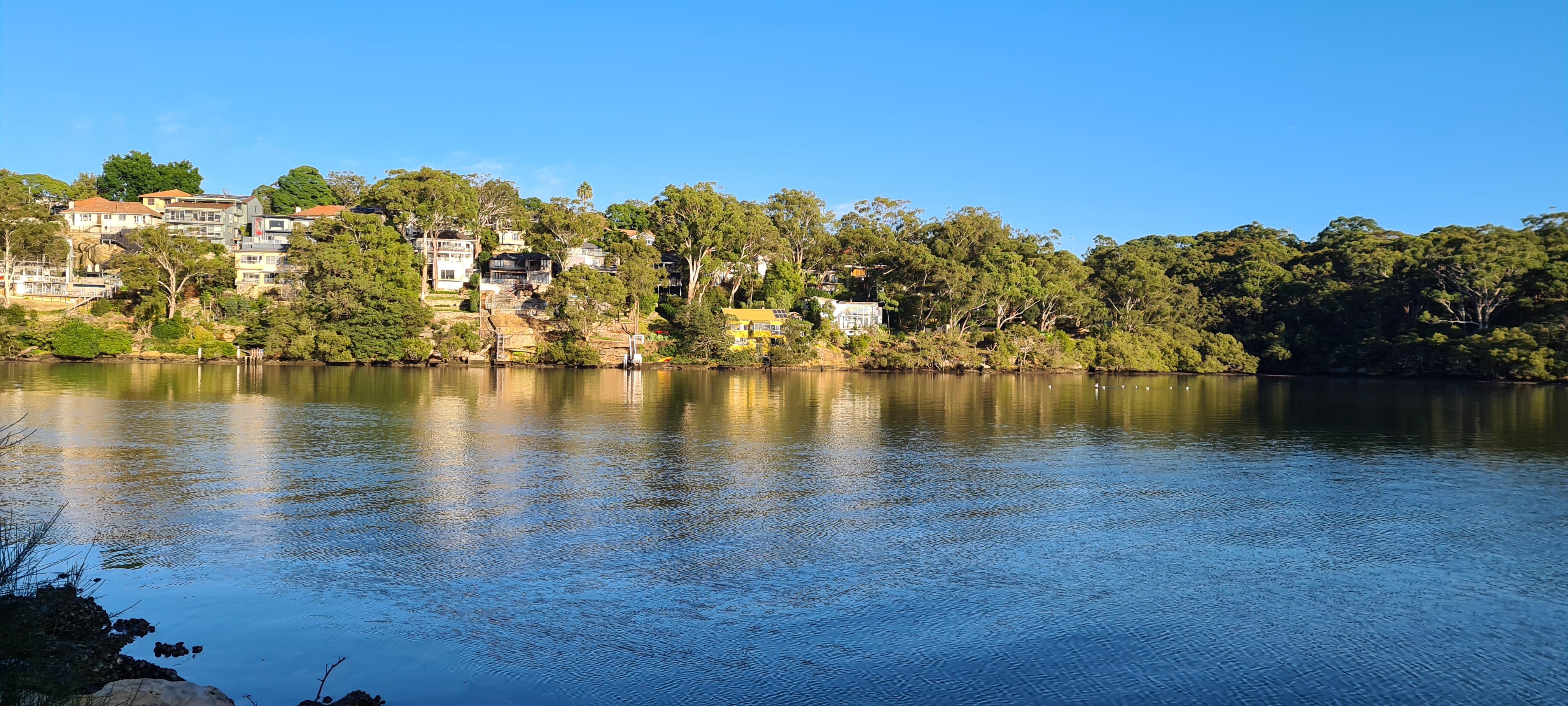 Lane Cove River, Cunninghams Reach