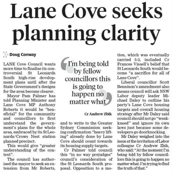 North Shore Times - 29th March 2018