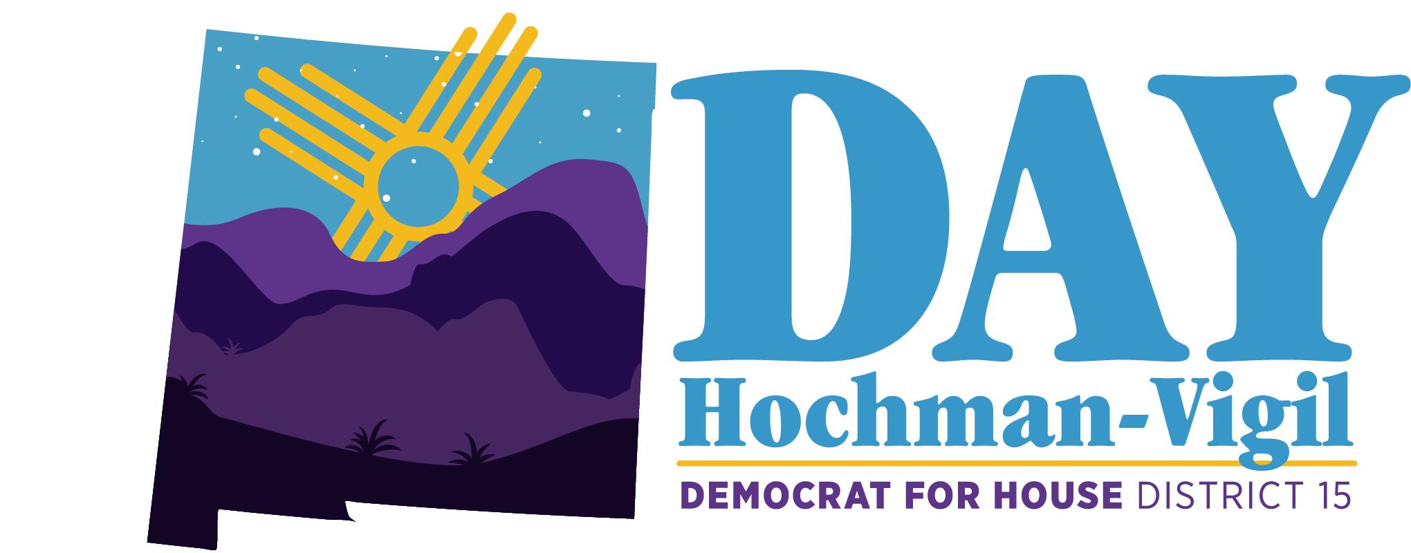 Day Hochman-Vigil for NM House 15