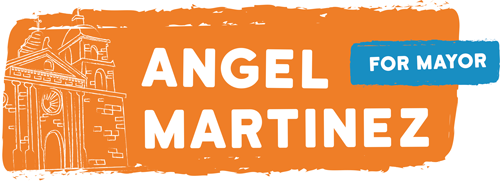 Angel Martinez for Mayor