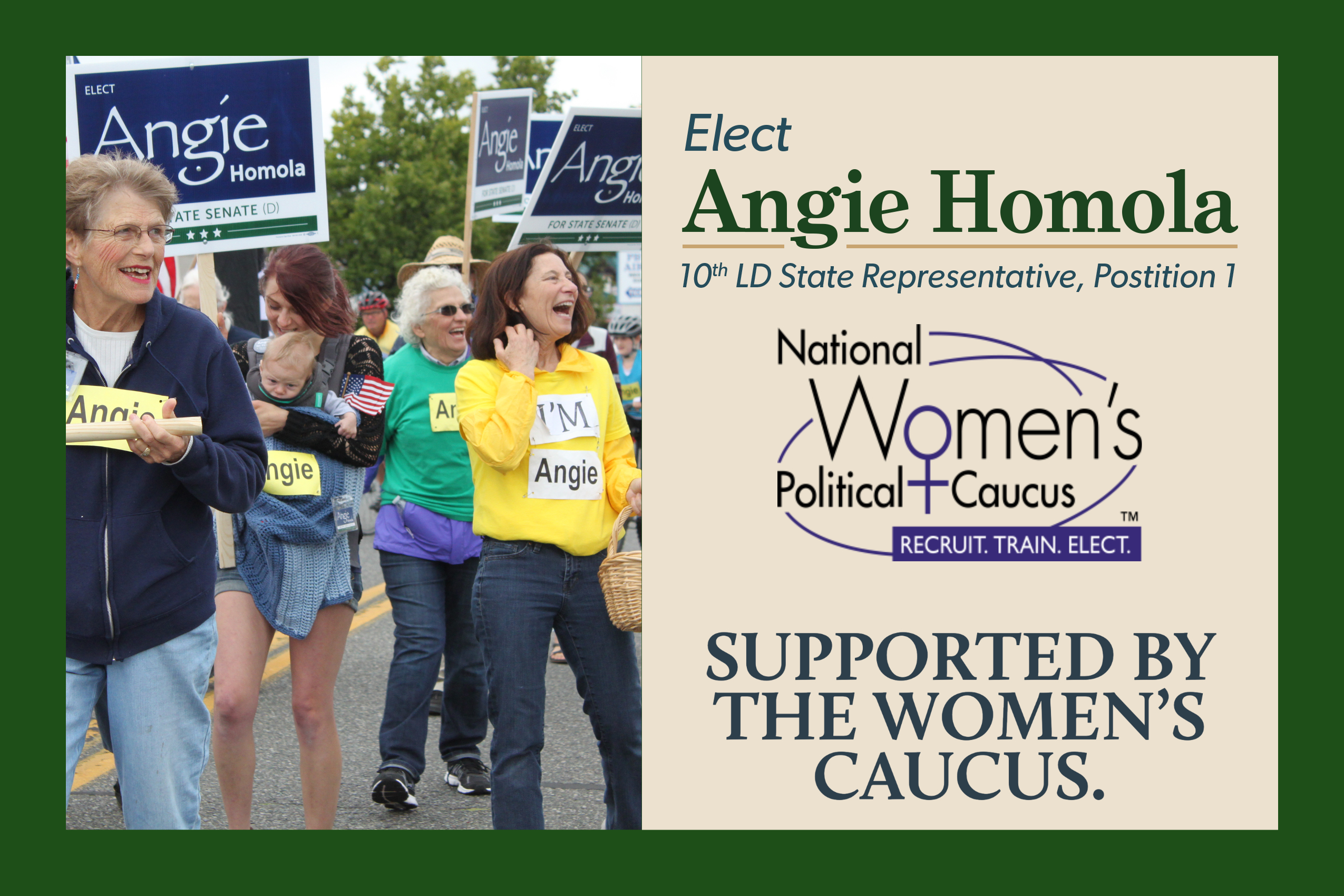 Priority Highlight Women'sCaucus