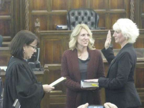 MIDLAND DAILY NEWS: Incoming state rep Glenn sworn-in at