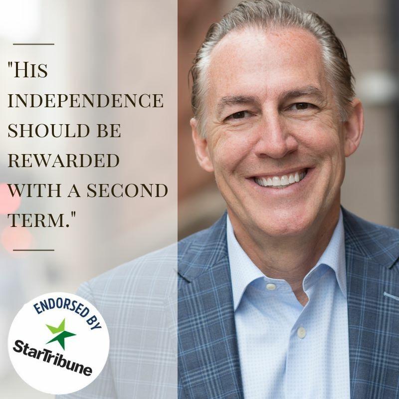 StarTribune Endorsement