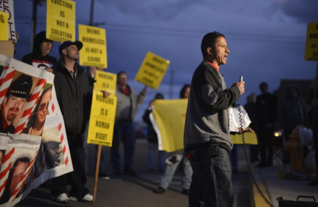 The people of Albuquerque derail plan to evict homeless