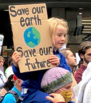 save our earth, save our future