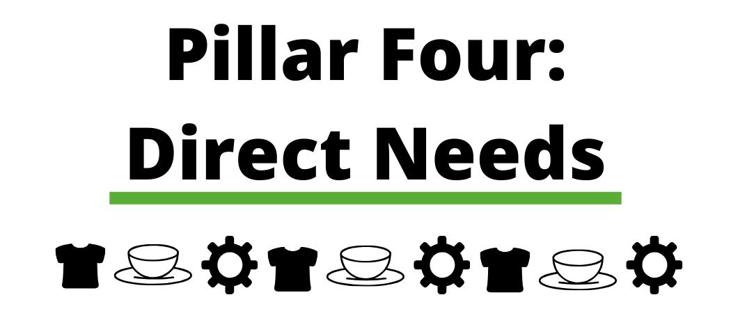 pillar four direct needs