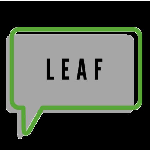 LEAF transparent