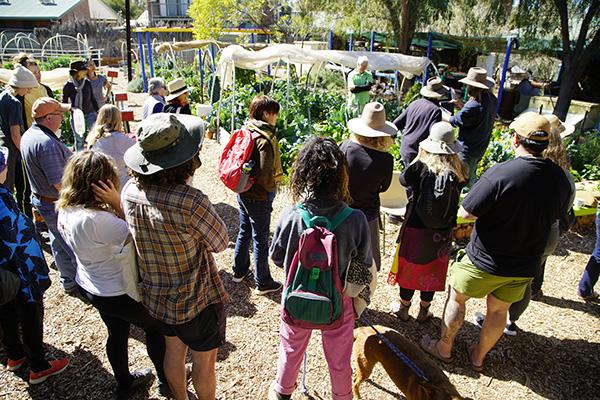 EcoFair Garden Tour