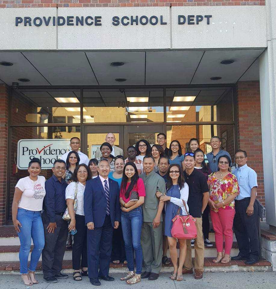 providence school dept