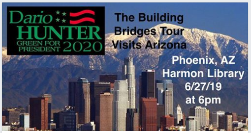 June 27, 2019 visit to Phoenix