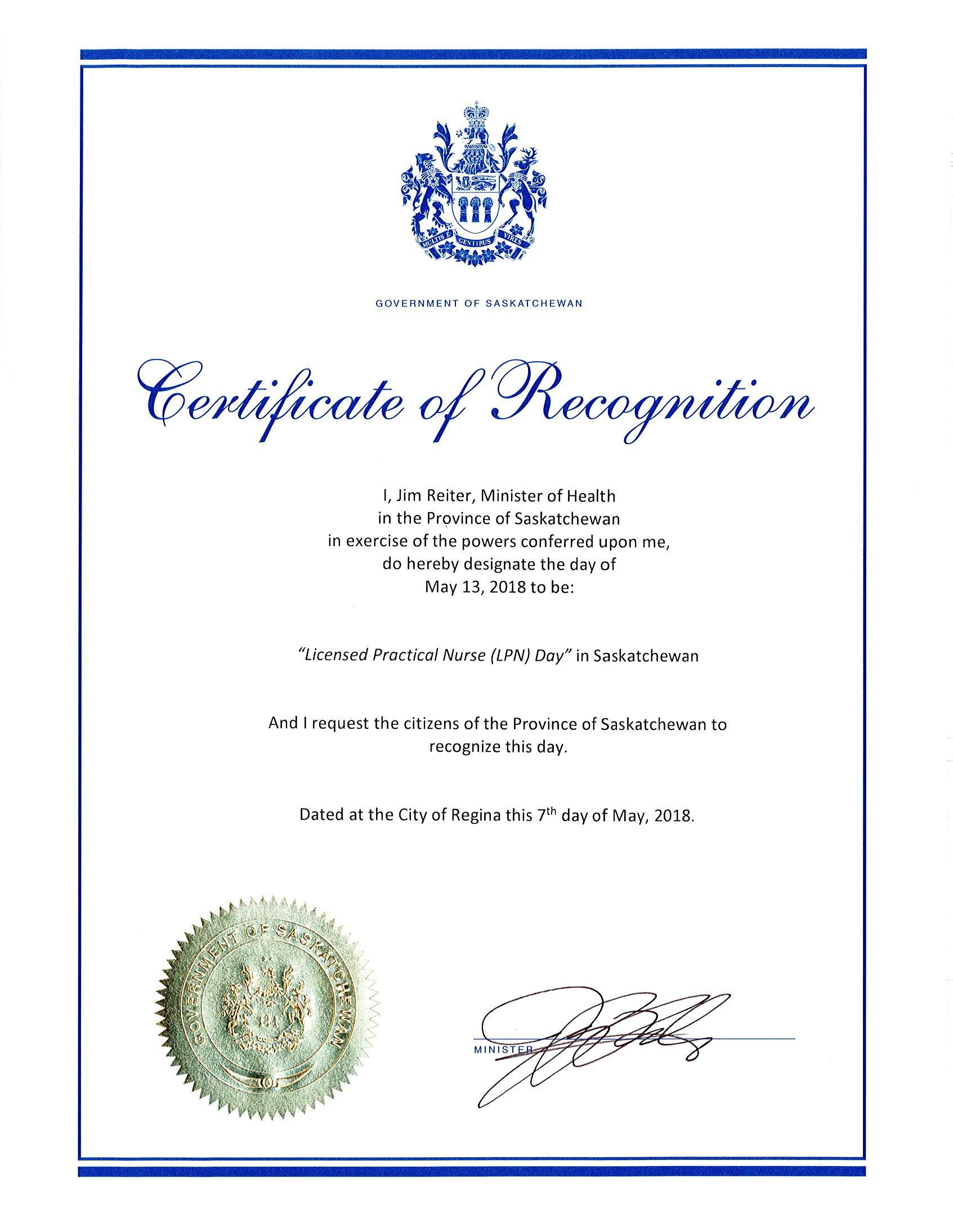Presidents Message Recognize Celebrate Nursing Week Seiu West