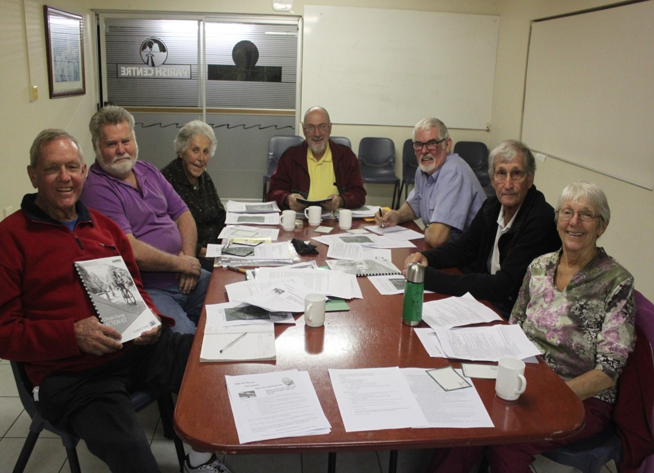 Picture of Caloundra Catholic Parish Social Justice Network