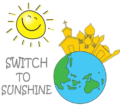 Switch to sunshine