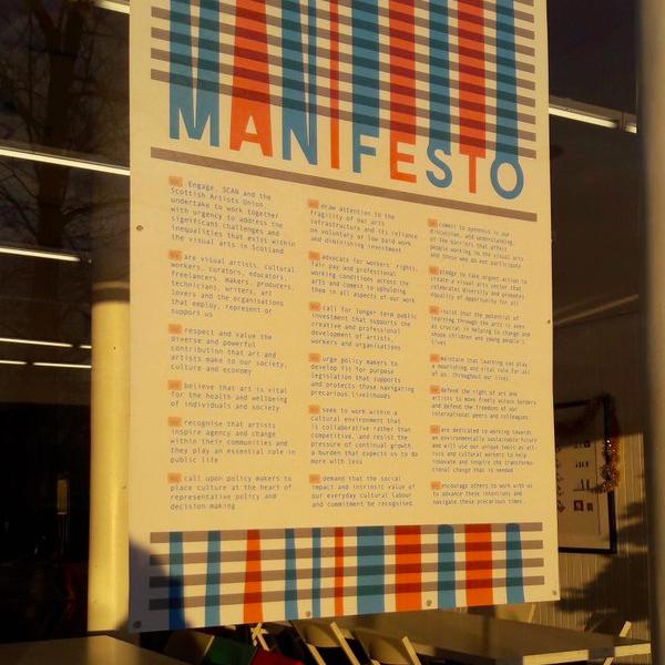 Support the Manifesto