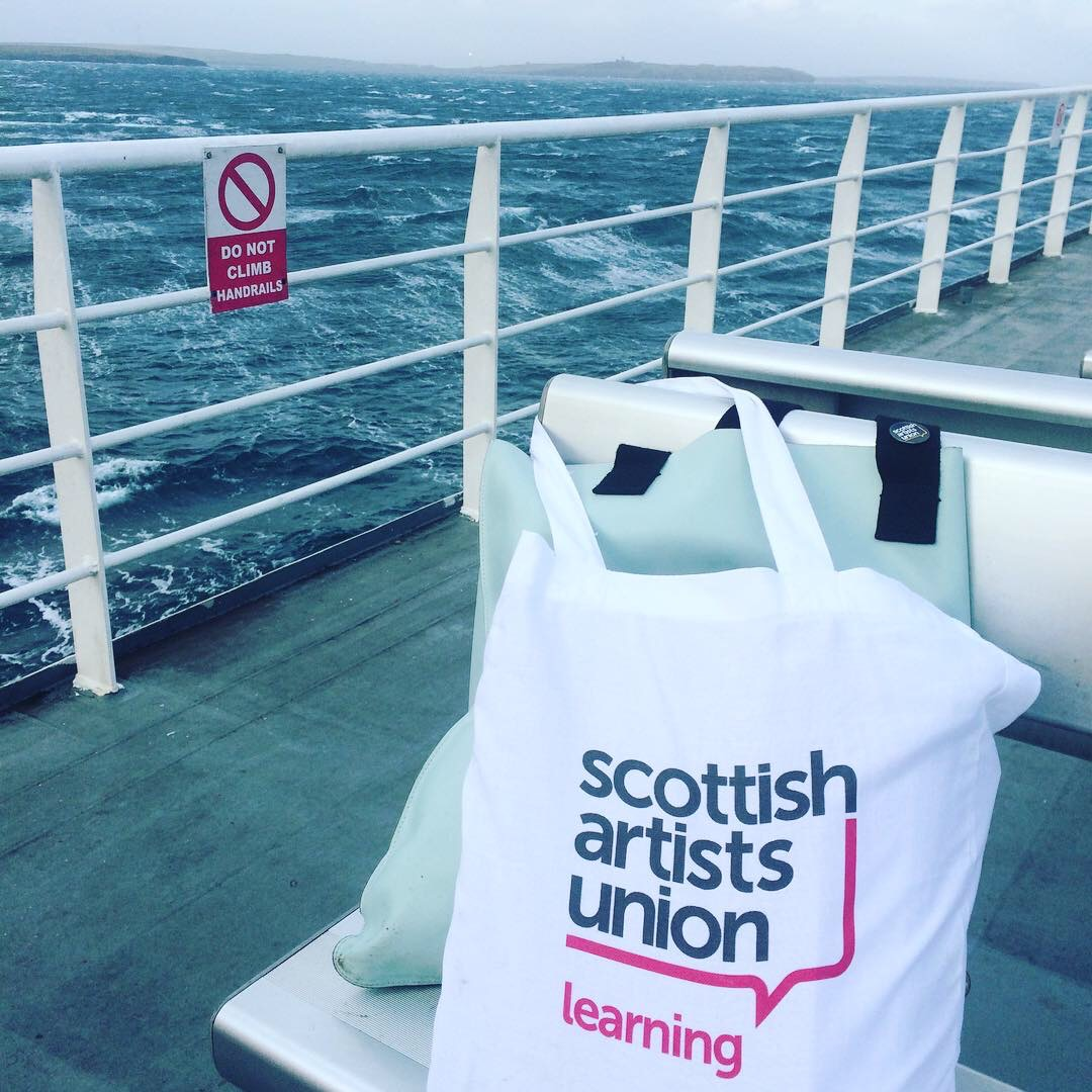 Learning events in the Highlands & Islands