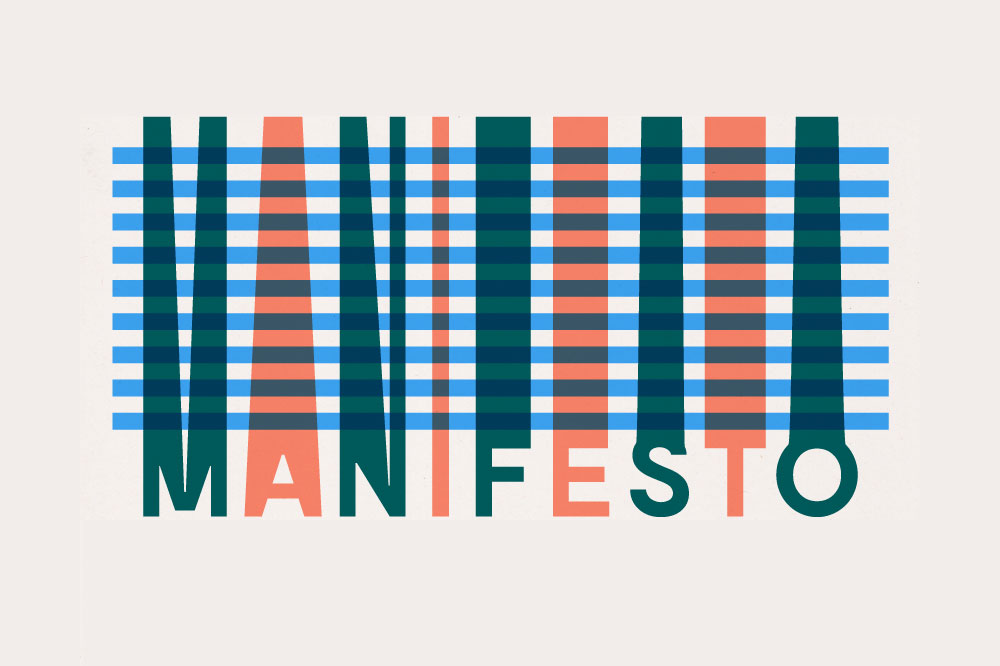 Visual Arts Manifesto, December 2017