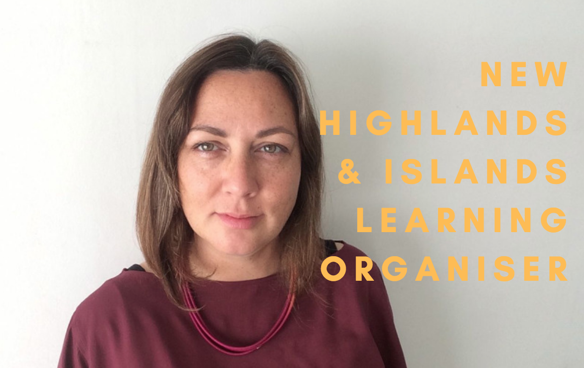 Introducing the new Learning Organiser for the Highlands & Islands