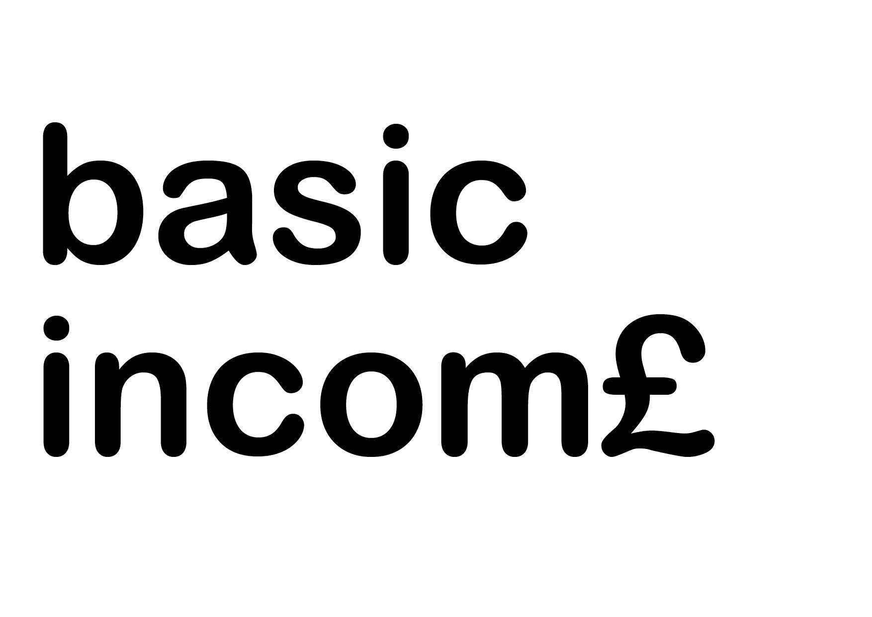 Basic Income Conversation