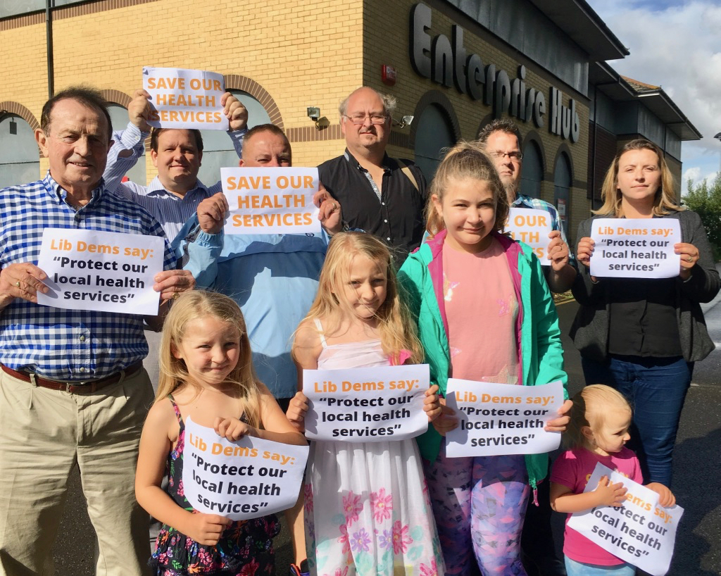 Save Littlehampton's Health Services
