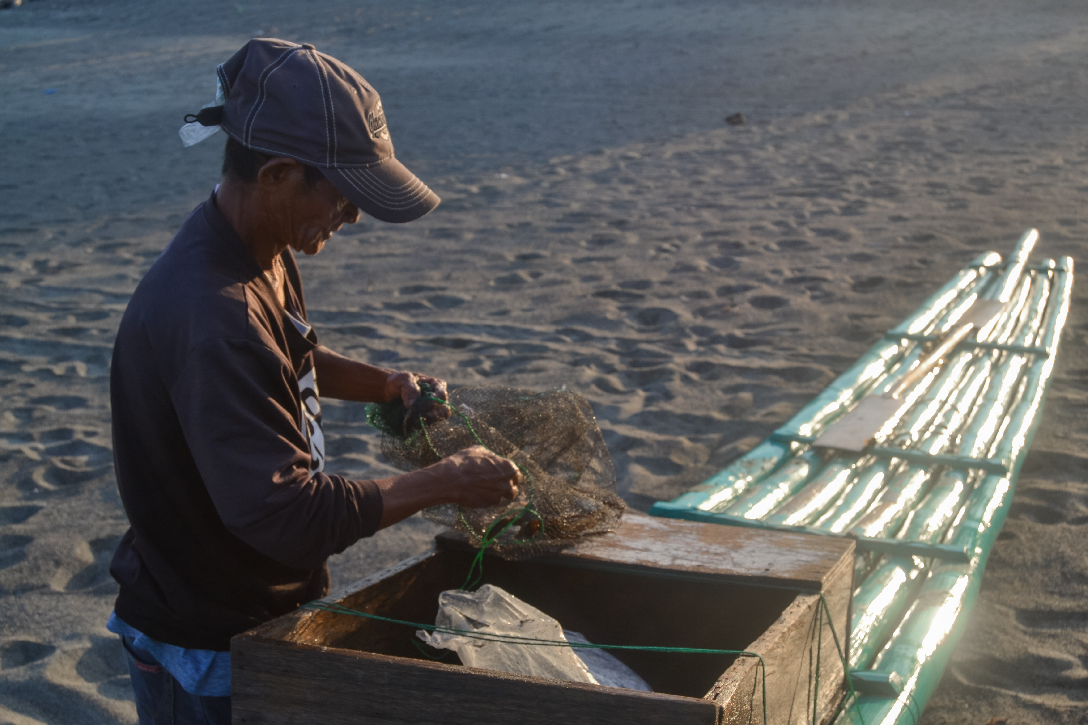 What's the Catch? - Local Fisherman