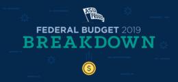 Budget Breakdown 2019