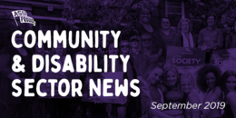 Community and Disability News