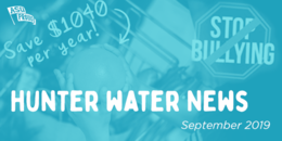Hunter Water News