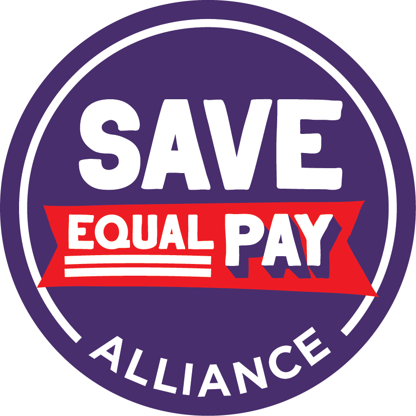 Save Equal Pay Alliance logo