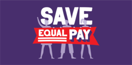 Save Equal Pay