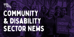 Community & Disability News February 2020