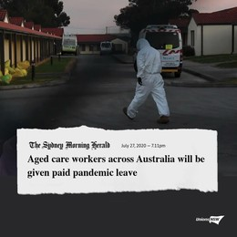 Unions Win Paid Pandemic Leave