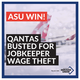 Wage Theft: Qantas Caught Out Again
