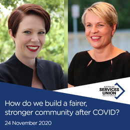 Upturn: In Conversation with Tanya Plibersek MP