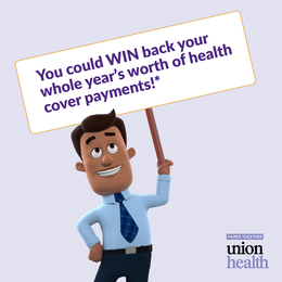 Union Health Offer for ASU members